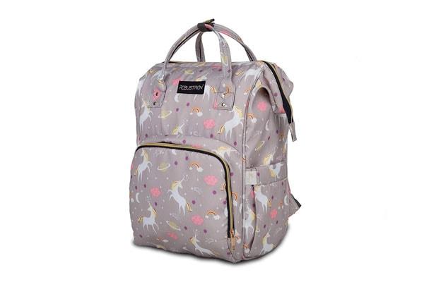 Robustrion Diaper Bags for Mom for Travel Diaper Bag Backpack 1612898705603