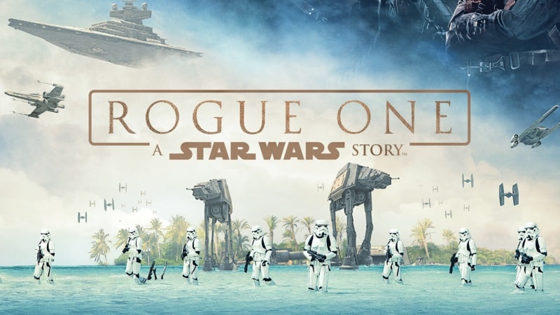 Rogue One: A Star Wars Story Trailer #2 Shows Back Story, Action Scenes, and Hope