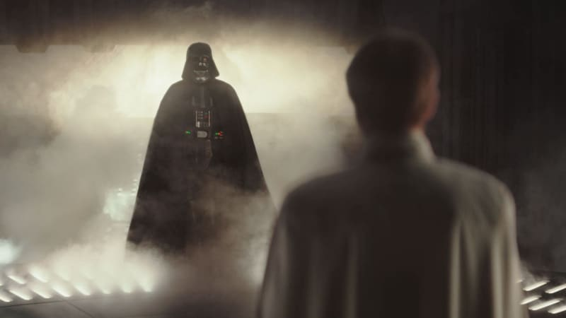 Rogue One International Trailer Shows Kyber Crystal and More of Darth Vader