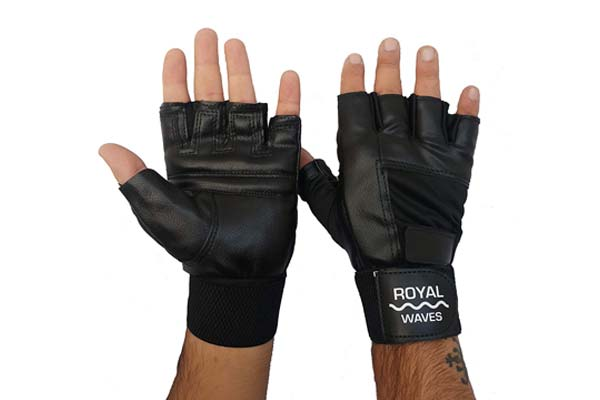Royal waves Gym Gloves 1559109446620