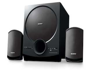 Sony SA-D40, SA-D20 Bluetooth Speaker Systems Launched in India Starting Rs. 6,990