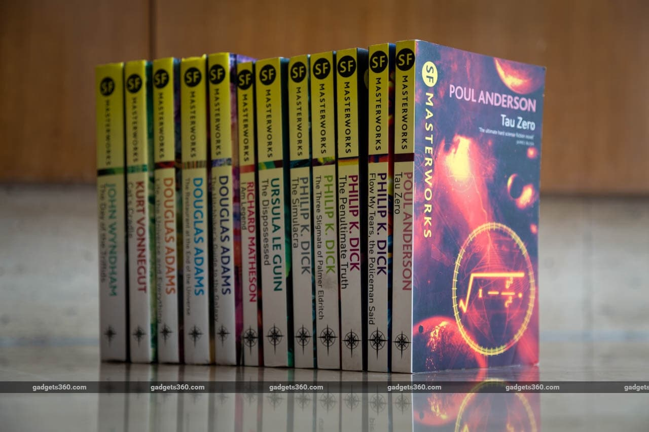 SF Masterworks: A Collection of Science Fiction Classics Every Fan Should Own