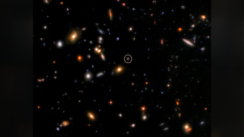 Astronomers Observe Most Distant Explosion in Universe That Took Place 10 Billion Years Ago
