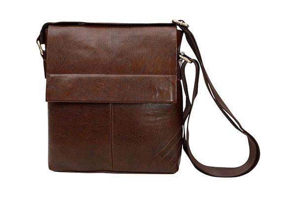 SPHINX Men Leatherette Cross Body Sling Bag 1613155135831