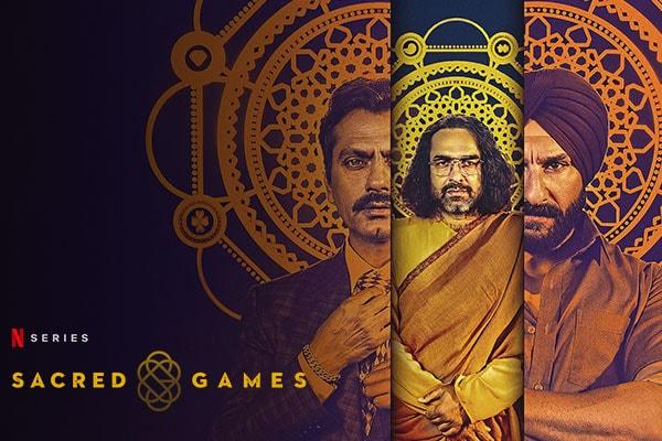 Sacred Games: Netflix Thrilling Indian Web Series