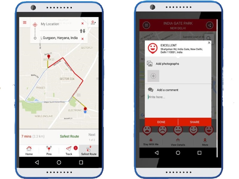 Gurgaon Police to Soon Launch Women's Safety App