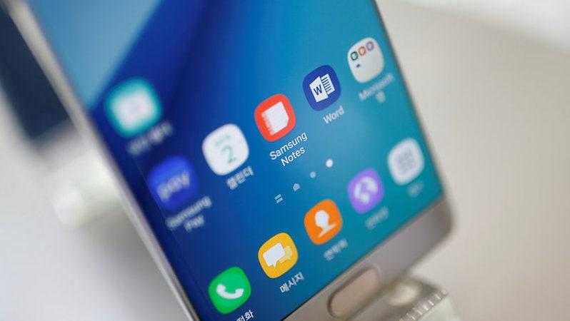 Galaxy Note 7 Recall Saga Drags Samsung Shares Down