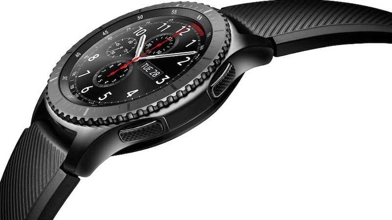 Samsung Gear S3 Classic, Gear S3 Frontier Smartwatches Launched at IFA 2016