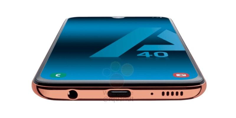 Samsung Galaxy A40 winfuture Samsung Galaxy A40