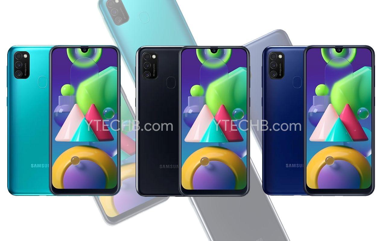 Samsung Galaxy M21 YTECHB اختصاصی Samsung Galaxy M21