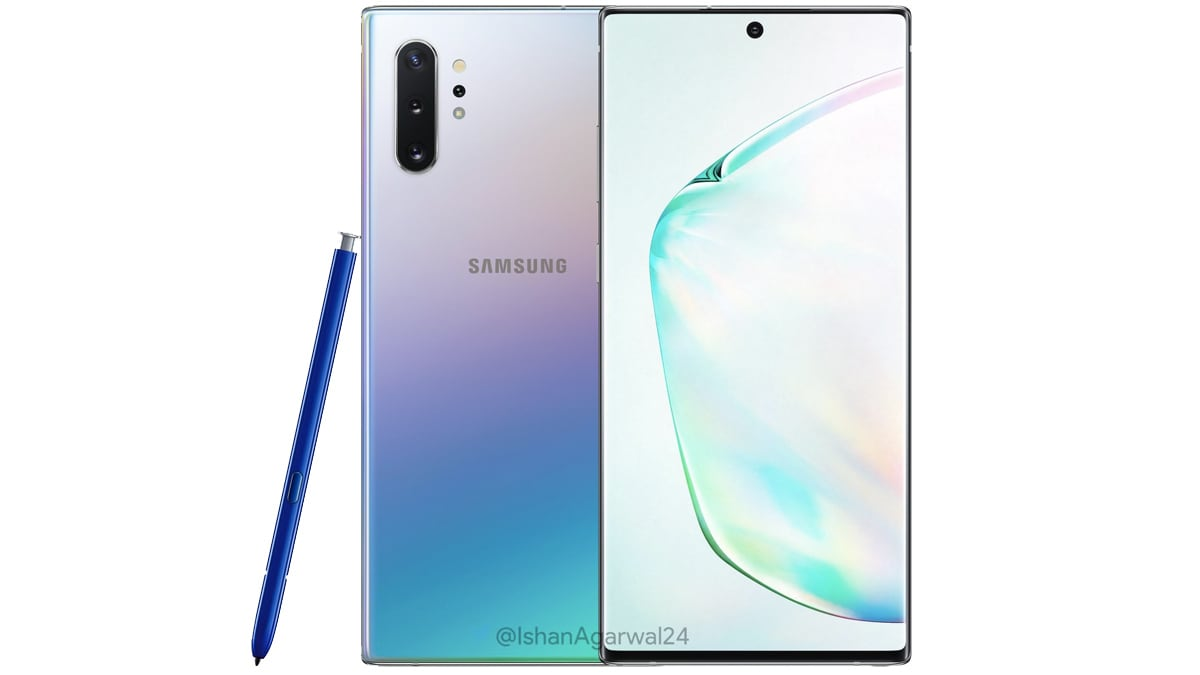 Samsung Galaxy Note 10 Sales to Be Similar to Predecessor: Counterpoint