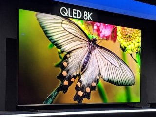 Samsung Unveils 98-Inch 8K QLED TVs at CES 2019, to Launch This Year