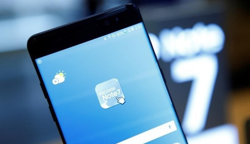 Samsung Scrambles for Answers After Halting Galaxy Note 7 Phone Sales