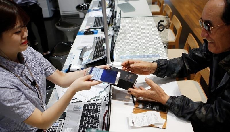 Samsung Galaxy Note 7 Owners Given the Choice of Swap or Cash