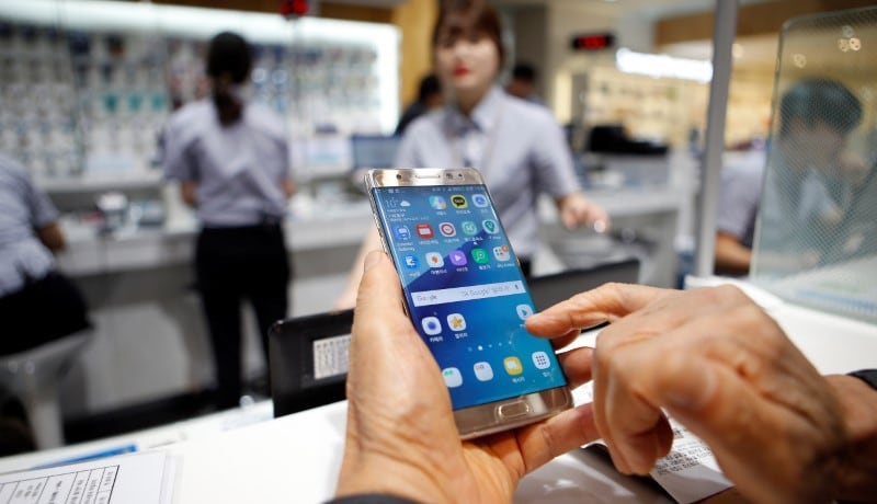 Samsung Galaxy Note 7 Customers Offered Galaxy S8, Galaxy Note 8 Upgrade Programme