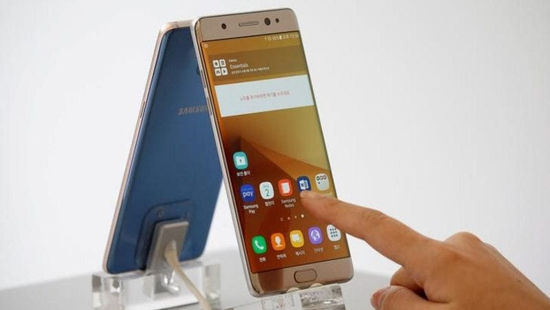 No Galaxy Note 7-Related Incidents in India, Clarifies Samsung