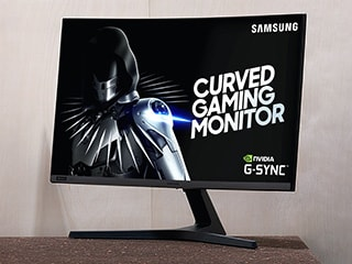 Samsung CRG5 27-Inch Curved Gaming Monitor With 240Hz Refresh Rate, Nvidia G-Sync Support Launched