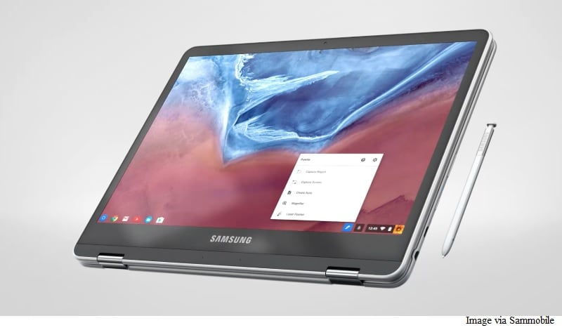 samsung chromebook pro. samsung chromebook pro tipped to introduce \u0027wake on voice\u0027 support r