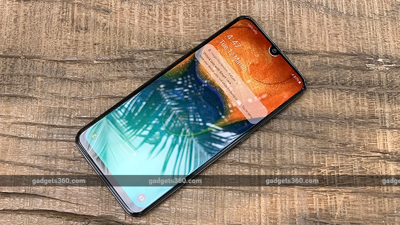Samsung Galaxy A30 Software Update Brings 'Improved Stability' to Earphones Sound and More