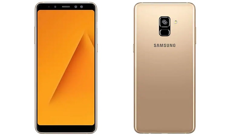 Samsung Galaxy A8+ (2018) Starts Receiving Android Pie Update in India, With February Patch: Report