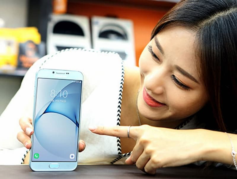 Samsung Galaxy A8 (2016) With 16-Megapixel Camera, Fingerprint Scanner Launched