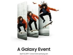 Samsung to Launch New Galaxy A-Series Smartphones on April 10; Galaxy A90, Galaxy A40 Expected