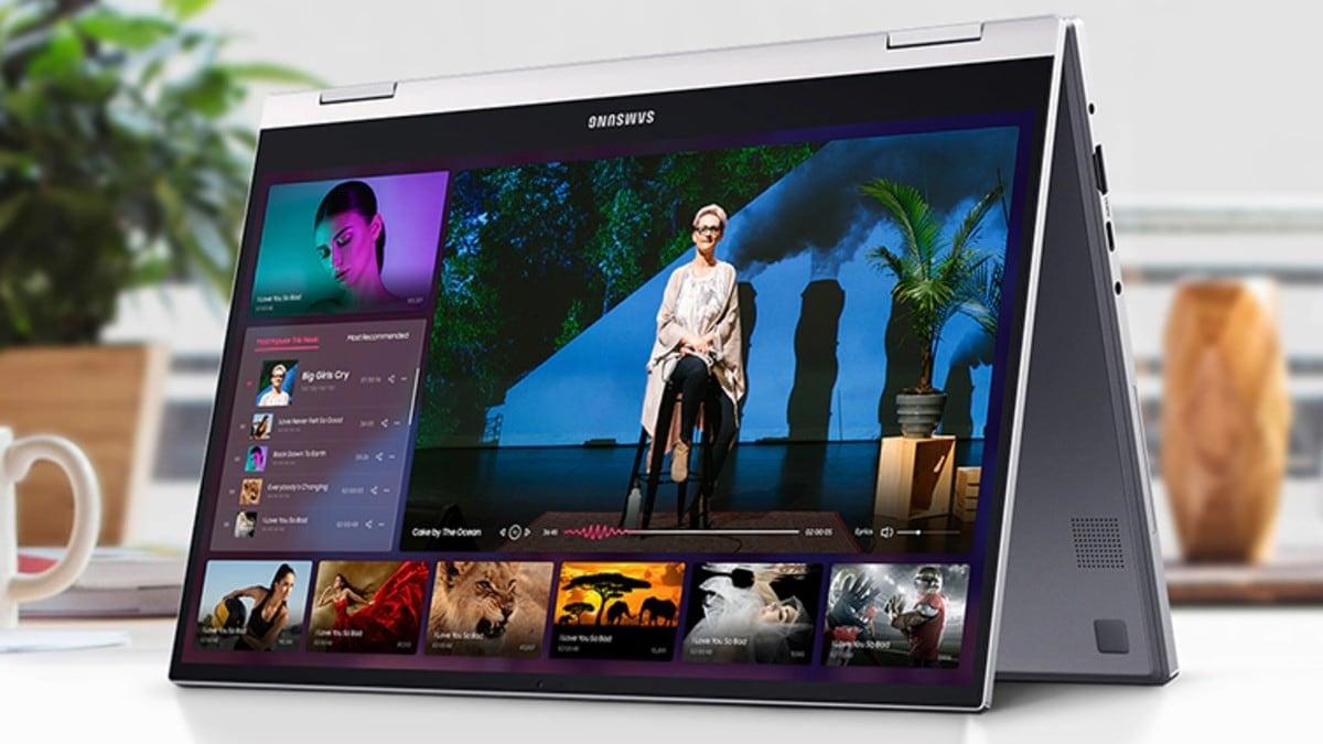 Samsung Galaxy Book Flex 2 Alpha 2-in-1 कन्वर्टिबल लैपटॉप लॉन्च, जानें कीमत और खूबियां