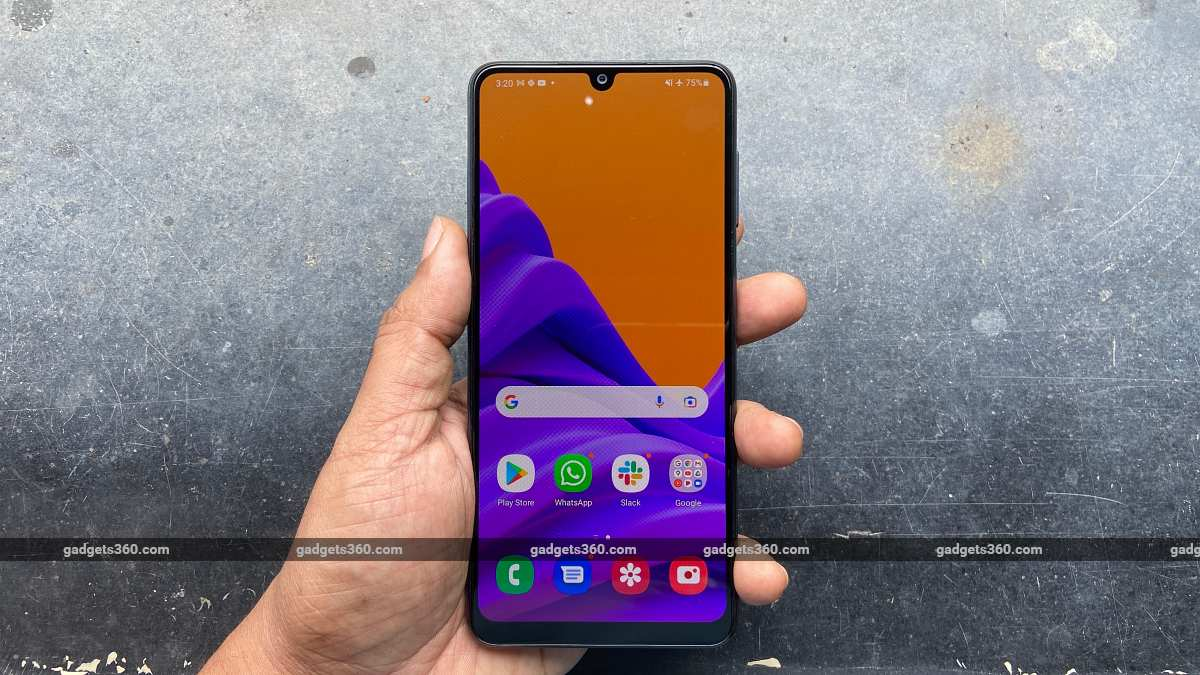 Samsung Galaxy F22 evaluation: A Big because the smartphone's battery Do not wait till game players