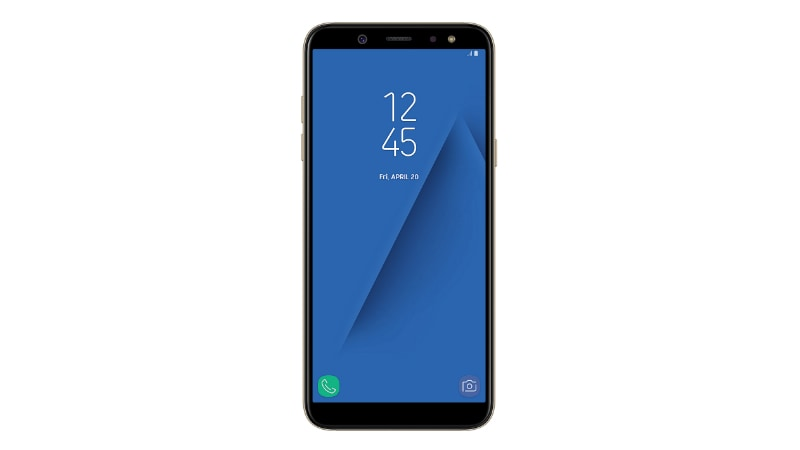 Samsung Galaxy J6, Galaxy J8 With Infinity Displays, Android Oreo