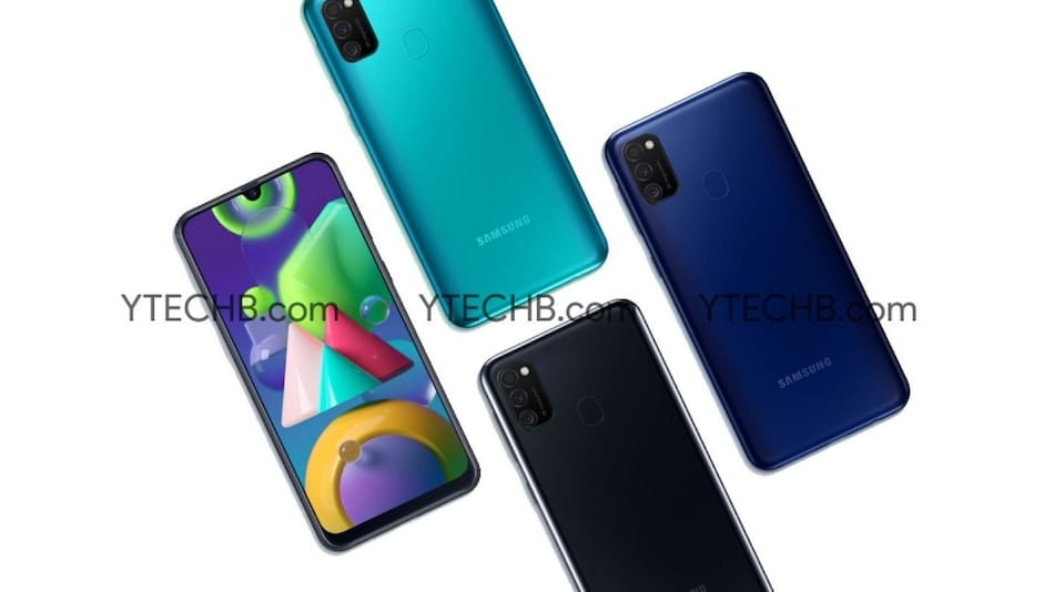 Samsung Galaxy M21 Specifications, Renders Leaked Ahead of Launch