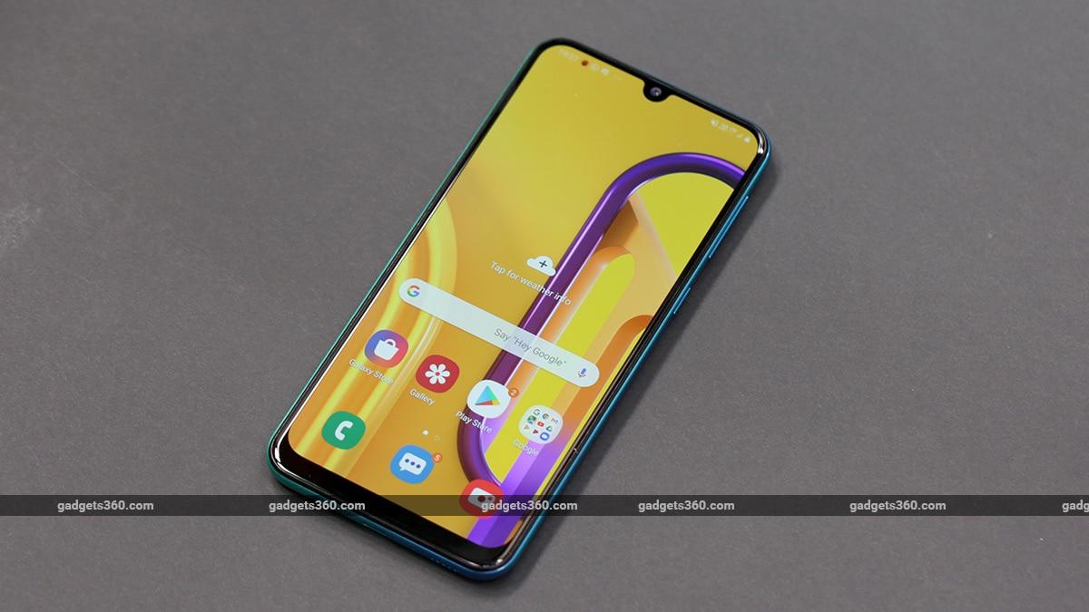 Samsung Galaxy M30s का रिव्यू