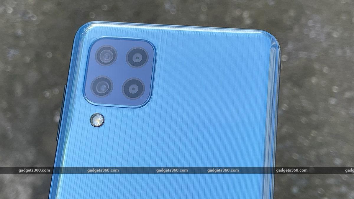 Samsung Galaxy M32 camera module gadgets360 Samsung Galaxy M32 Review
