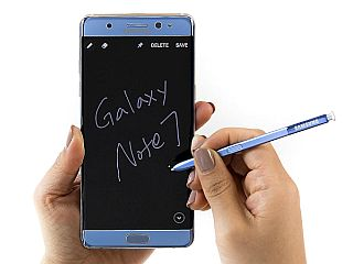 Samsung Galaxy Note 7 Recall Shows Challenges of Stronger Batteries