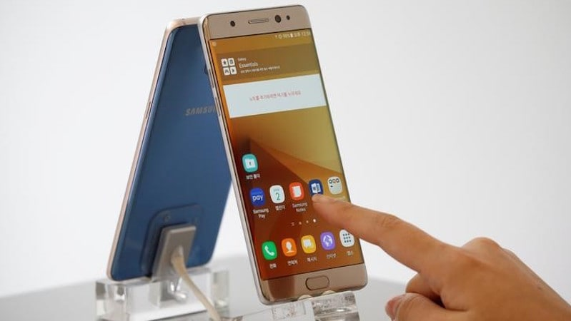 South Korea Asks Samsung to Extend Galaxy Note 7 Refund Deadline
