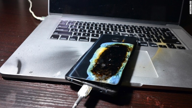 Samsung Galaxy Note 7 Recall: User Says New, 'Safe' Unit Exploded