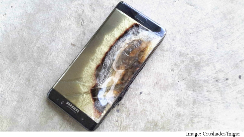 Samsung Galaxy Note 7 Explosion Cause to Be Revealed in the 'Coming Weeks'