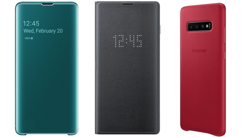 Samsung Galaxy S10 covers Samsung Galaxy S10