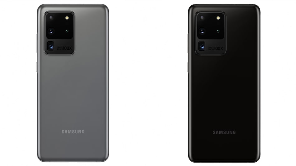 Samsung Galaxy S20 Ultra Tipped to Get New Colour Variant Soon