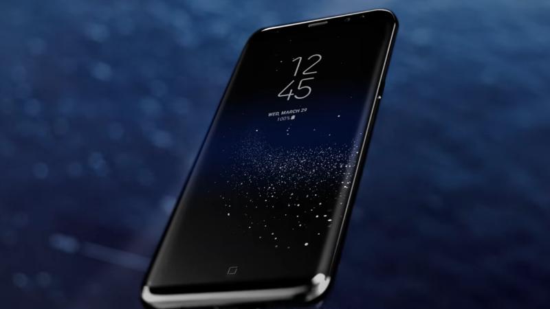 Samsung Galaxy S8 4 Samsung Galaxy S8