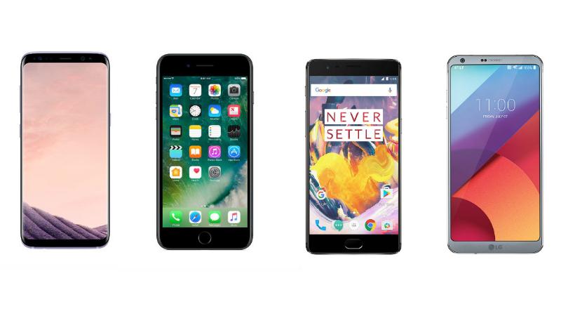 सैमसंग गैलेक्सी एस8 में इन स्मार्टफोन की तुलना में है कितना दम?