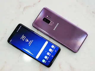 Samsung Galaxy S9, Galaxy S9+ Update Improves Selfie Performance, Brings January Android Security Patch