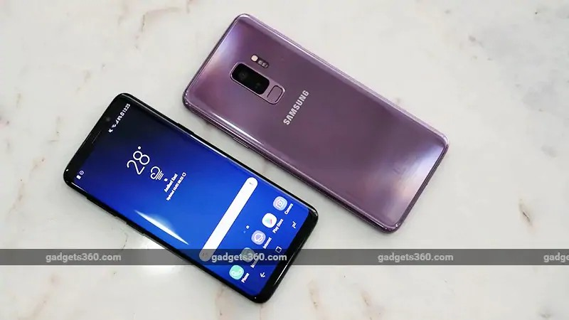 Samsung Galaxy S9, Galaxy S9+ Update Brings Night Mode Schedule, Wi-Fi Improvements, February Android Security Patch