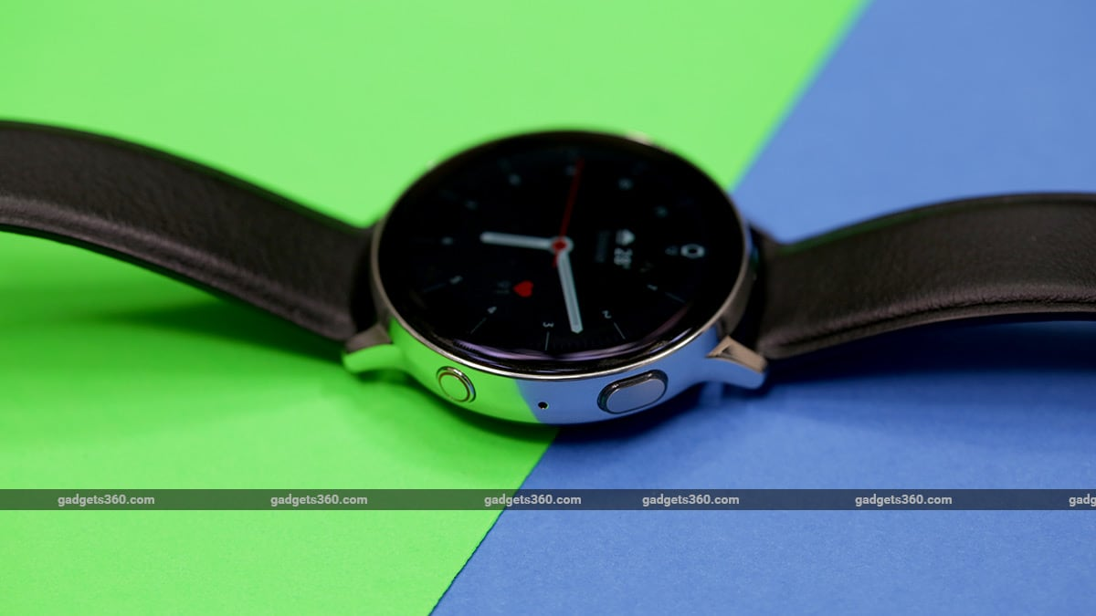 Samsung Galaxy Watch Active 2 دکمه Samsung Galaxy Watch Active 2 4G Review