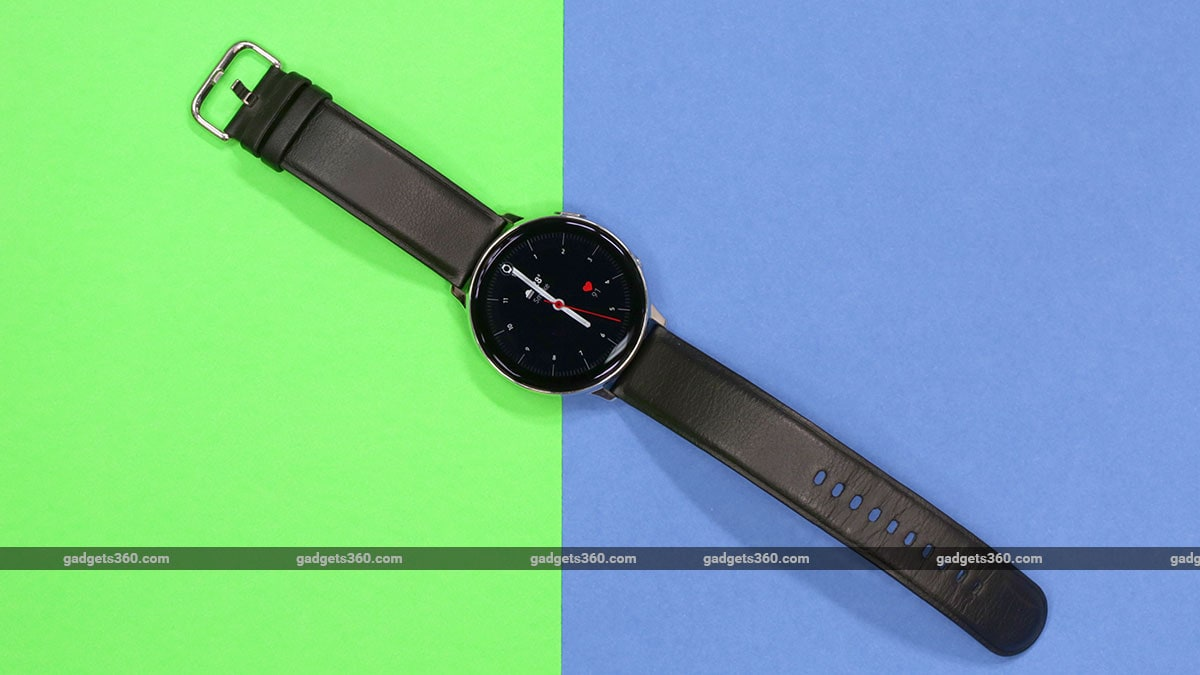 Samsung Galaxy Watch 3 with ECG, heart rate monitor to launch soon