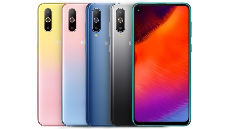 Samsung Galaxy a8s Galaxy A8s