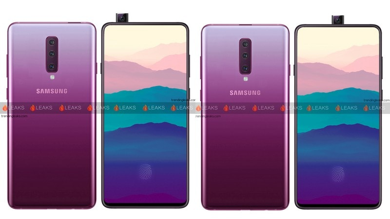 Samsung Galaxy A90 to Feature a Notchless Display and Pop-Up Selfie Camera, Tips Samsung Website