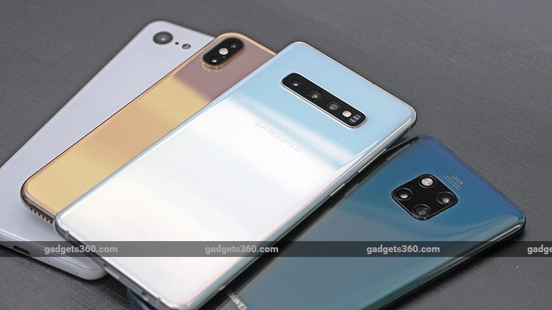 Galaxy S10+ Vs IPhone XS Vs Pixel 3 XL Vs Huawei Mate 20