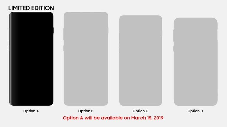Samsung Galaxy S10 লিমিটেড এডিশন, শুরু হল প্রি-অর্ডার