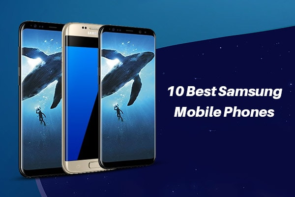 Best Samsung Mobile Phone in India