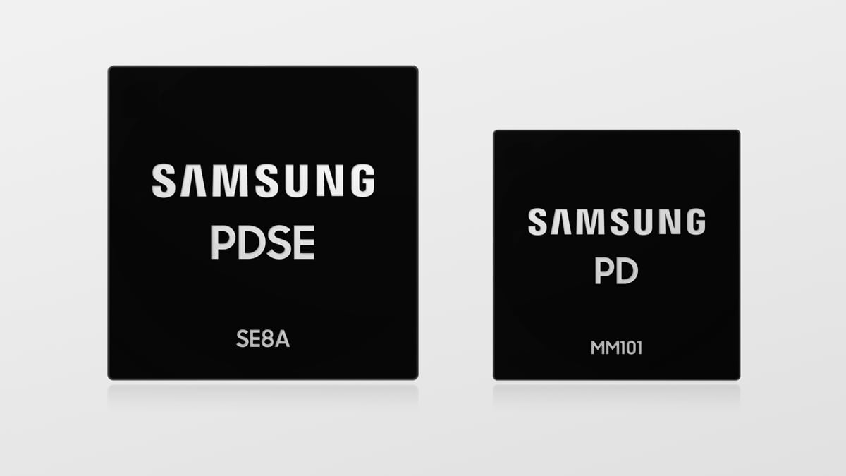Samsung's New Power Delivery Chip Promise Secure 100W Charging Speeds